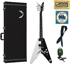 Dean Michael Schenker Standard Guitar, MS STD, Case Bundle