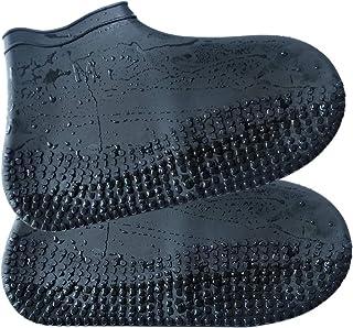 zroven 1 paio di copriscarpe in silicone infrangibile Copriscarpe antipolvere per parrucchiere