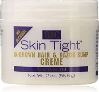 Skin Tight In-grown Hair & Razor Bump Creme, 2 Ounce