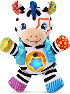 VTech Lights & Stripes Zebra, Multicolor
