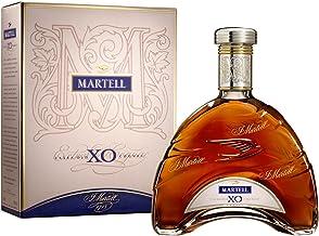 Martell XO Extra Old Cognac mit eleganter Geschenkverpackung – Einzigartiger Cognac mit fruchtigem Geschmack – Ideal als Geschenk oder für besondere Anlässe geeignet – 1 x 0,7 L