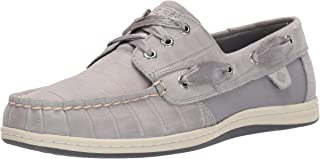 Sperry SONGFISH CROCO NUBUCK womens Boat Shoe