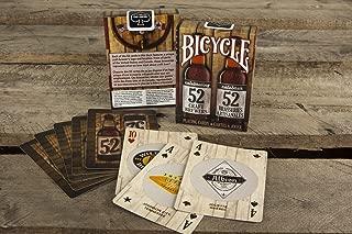 2 Decks Bicycle Craft Beer North America Standard Poker Playing Cards