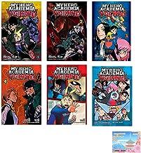 My Hero Academia : Vigilantes Manga Vol 1 - 6 Collection 6 Books Set With Original Sticky