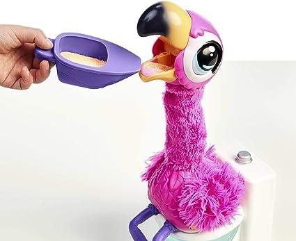 Little Live- Flamingo the Poop, flamenco, mascota (LPG00000)