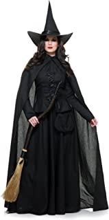 Charades Women's Wicked Witch Costume