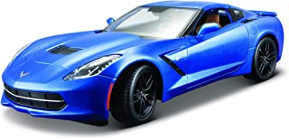 Maisto 1:18 2014 Corvette Stingray Z51 Diecast Vehicle (Colors May Vary)