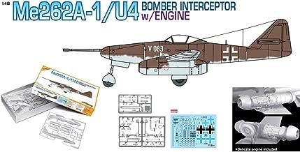 Cyber Hobby Models 1/48 Me262A-1/U4 Bomber Interceptor w/Engine Details