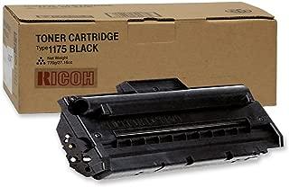 RIC412672 - Ricoh Type 1175 Black Toner Cartridge