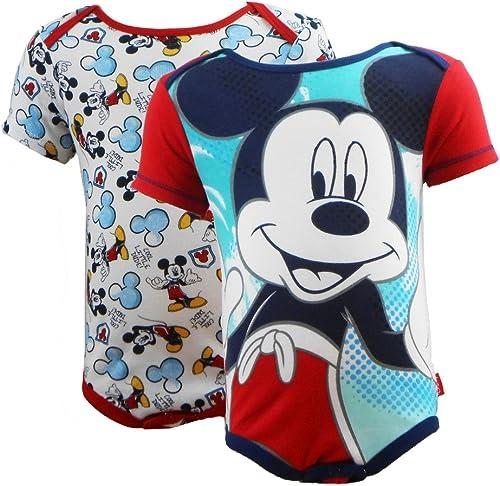 Disney   garçons Mickey Mouse Cool Peu Dude  2 Piece Set 6-9 Months