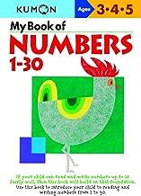 My Book Of Numbers 1-30 (Kumon Workbooks)