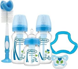 Dr Brown's Options Gift Set, Blue