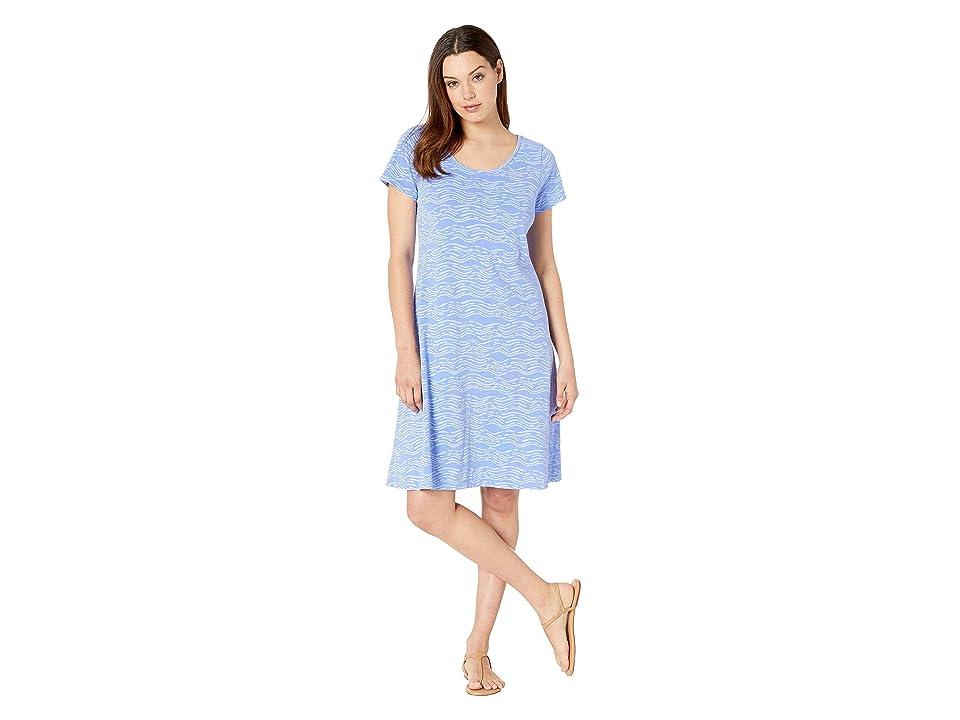 Fresh Produce Seashore Sadie Dress (Peri Blue) Women