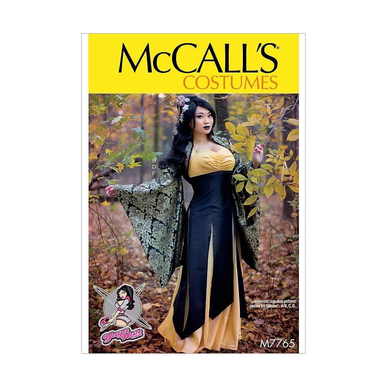 McCall's Patterns M7765E50 Misses' Boleros, Dresses, and Skirts