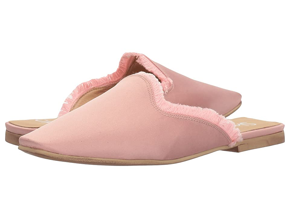 Shellys London Kat Satin Mule (Light Pink) Women