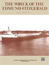 The Wreck of the Edmund Fitzgerald - Sheet Music - (Gordon Lightfoot, Piano/Vocal/Chords)
