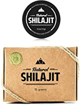 Shilajit Resin 15gr (66.8% Fulvic Acid; 10.1% Humic Acid) - Top Quality Source of Organic, Plant-based Nutrients for Energy, Weight Management, Libido and Vitality.