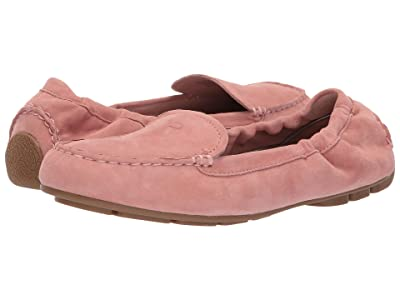Taryn Rose Kristine (Dusty Rose Suede) Women