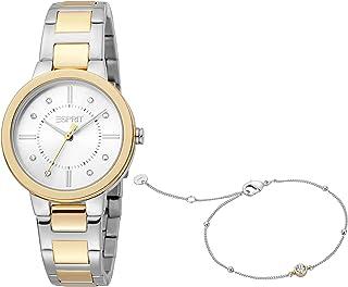 ساعة كوارتز انيقة للنساء من اسبريت - ES1L246M0085