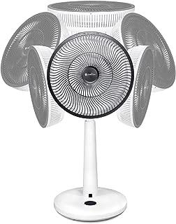GreenTech Environmental PureFlow Circulator - Remote Control Oscillating Floor Fan