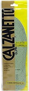 Calzanetto Soletta Clorofilla, Misura Universale