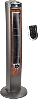 "Lasko Portable Electric 42"" Oscillating Tower Fan with Nighttime Setting, Timer and.."