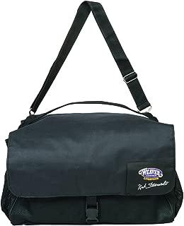 Weaver Leather Kirk Stierwalt Nylon Clipper Bag Black