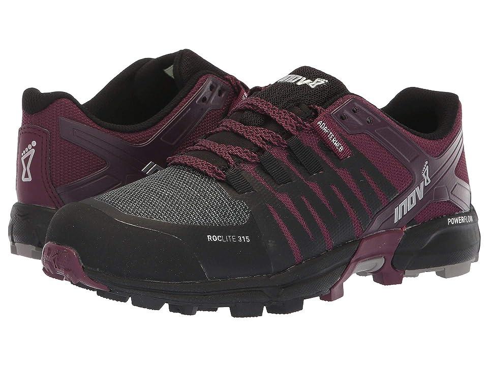 inov-8 Roclite 315 (Black/Purple) Women