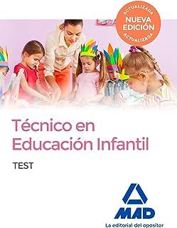 Técnico en Educación Infantil. Test
