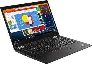 Lenovo ThinkPad X13 Yoga Gen 1 13.3インチ タッチスクリーン 2イン1ノートブック Intel Core i7-10510U 8GB RAM 256GB SSD Windows 10 Pro (20SX001XUS)