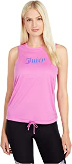 Juicy Couture Women's Active Perforated Tank