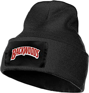 Twlwedd Backwoods Winter Knit Hats for Men & Women - Warm, Stretchy & Soft Daily Cap - Year Round Comfort