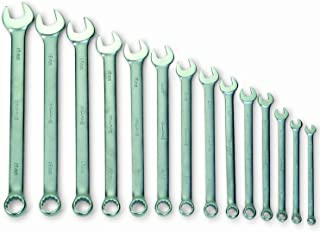 Williams 11012 14-Piece Metric Combination Wrench Set