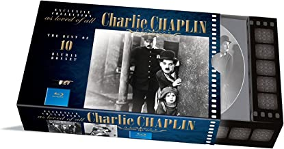 Charles Chaplin Collection - 10-Disc Box Set ( The Kid / A Woman of Paris / The Gold Rush / The Circus / City Lights / Modern Times / The Great Dicta [ NON-USA FORMAT, Blu-Ray, Reg.B Import - Sweden ]