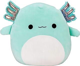 """Squishmallows Official Kellytoy Plush 16"""" Anastasia The Axolotl- Ultrasoft Stuffed Animal Plush Toy"""