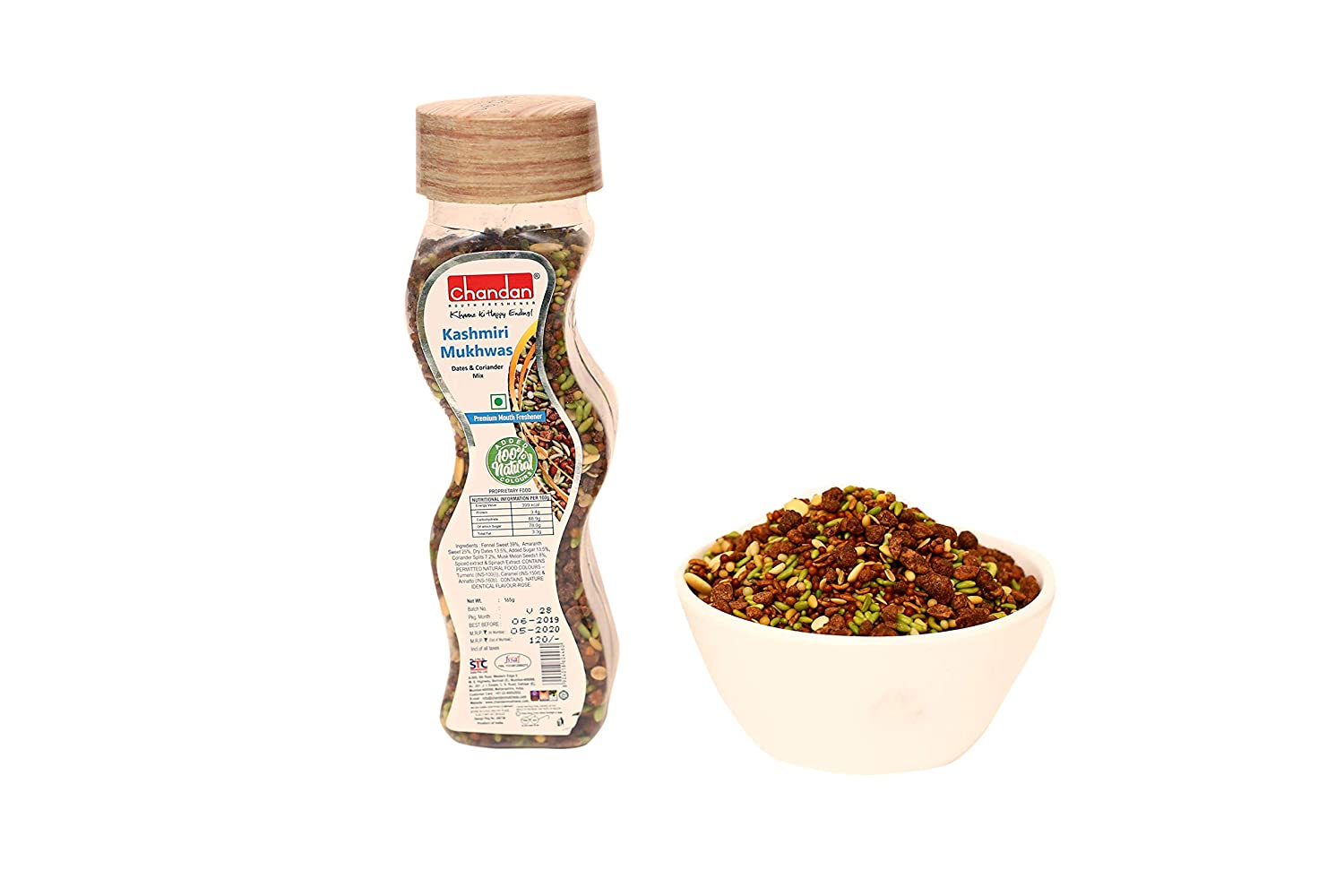 Chandan Kashmiri Mukhwas Mouth Freshener Coriande and Max 47% OFF Dates with Cheap