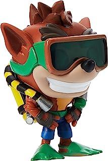 Funko Pop Games: Crash Bandicoot - Crash Scuba Gear