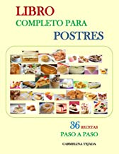 Libro Completo Para Postres: 5