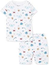Kissy Kissy Baby-Boys Infant Under The Sea Print Short Pajamas Set