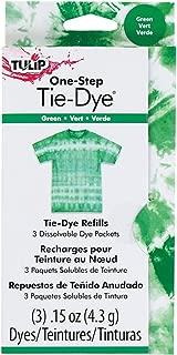 Tulip One-Step Dye Refills Green