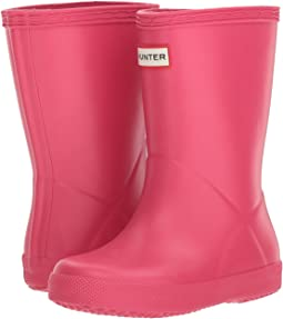 Hunter Kids - Kids' First Classic Rain Boots (Toddler/Little Kid)