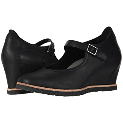 Earth Boden (Black Burnishable Nubuck) Women