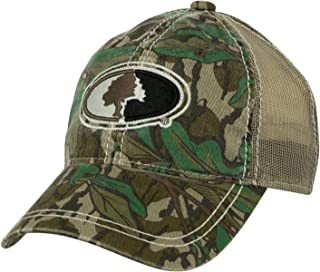14653974589f7 Mossy Oak Camo Mesh Back Hat with Adjustable Snap Back in Multiple  Camouflage Patterns