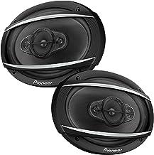 "$64 » Pioneer TS-A6977S A-Series 6"" x 9"" deep 4-Way Coaxial 650 Watts Car Audio Speaker"