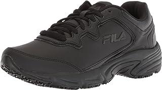 Fila Women's Memory Fresh Start 2 Slip Resistant Running Shoe Food Service