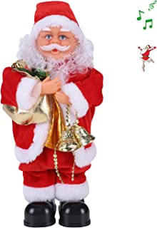 1.8m Animated Musical Santa Claus Singing Dancing Father Christmas Xmas Prop