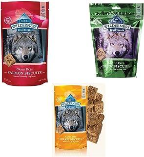 Blue Buffalo Wilderness Biscuits Variety