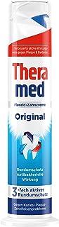 Theramed Oryginalny dozownik pasty do zębów, o działaniu antybakteryjnym, 1 opakowanie (1 x 100 ml)