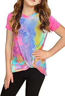 Girls Casual Fashion Blouse Shirts Tops (for 4-13 Years Old)