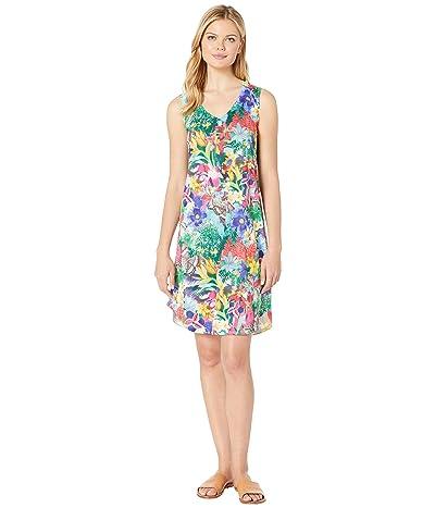 Nally & Millie Jungle Print Dress (Multi) Women